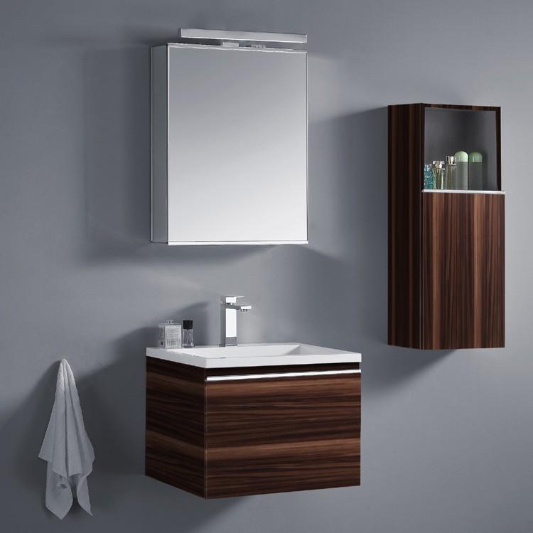 badm bel me 1000 dunkelgrau braun schwarz wei badm bel eago. Black Bedroom Furniture Sets. Home Design Ideas