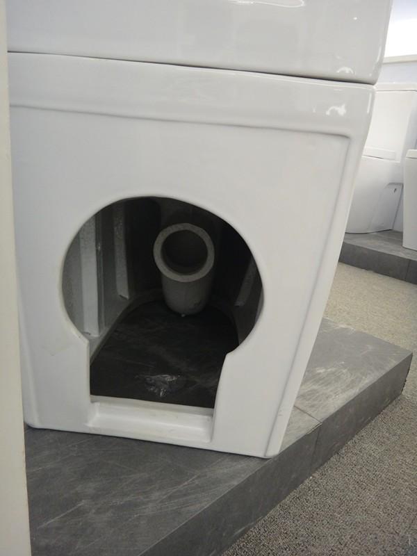 stand wc sitz soft close aus duroplast der sp lkasten mit 2 sp lfunktionen ebay. Black Bedroom Furniture Sets. Home Design Ideas