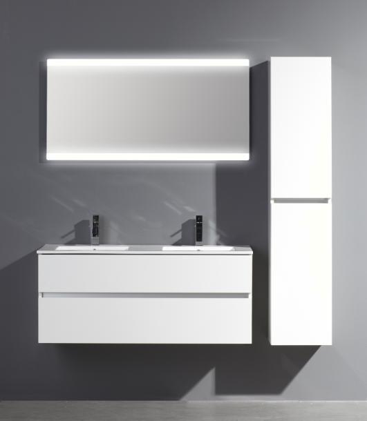 Badmöbel Weiß Hochglanz Nt16 – Hitoiro