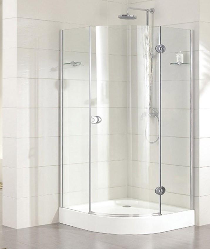 duschabtrennung dusche 80x80 90x90 100x100 nano beschichtung sofort liefer eur 400 00. Black Bedroom Furniture Sets. Home Design Ideas