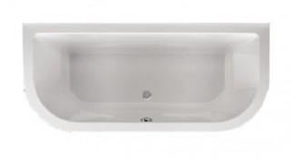 komfortable badewanne acryl sf lu v 180 l180 b80 h50 wannen. Black Bedroom Furniture Sets. Home Design Ideas