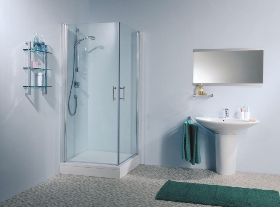 duschabtrennung eckeinstieg dusche duschkabune echtglas duschen duschabtrennungen rechteckig. Black Bedroom Furniture Sets. Home Design Ideas