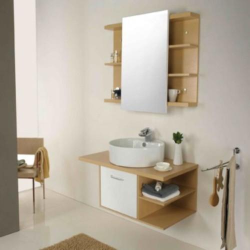 badm belset waschbecken badezimmerm bel spiegel. Black Bedroom Furniture Sets. Home Design Ideas
