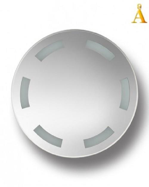 wandspiegel mit beleuchtung 600 x 600 mm spiegel wandspiegel. Black Bedroom Furniture Sets. Home Design Ideas